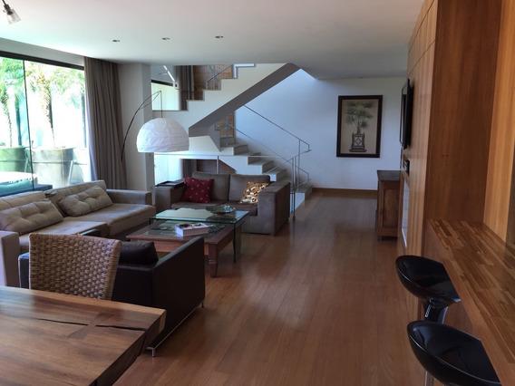Apartamento Com 4 Quartos Para Alugar No Vale Dos Cristais Em Nova Lima/mg - 1548