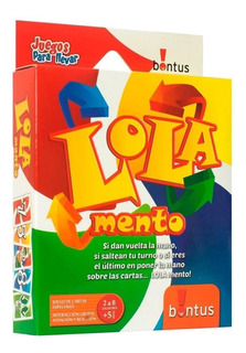 Juego Lola Mento - Didáctico Lolamento Bontus