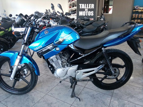 Yamaha Ybr125 Full 2014 Financiado Solo Con Dni