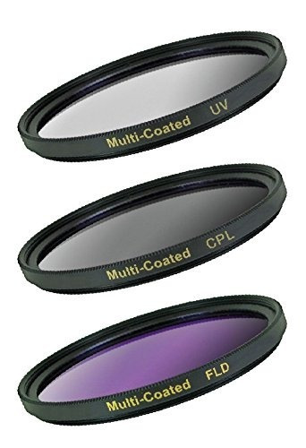 Filtros 52mm Digital Concepts/vivitar