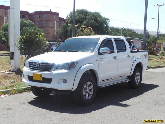 Toyota Hilux Mt 2500 Cc Aa