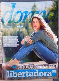 Jornal Donna Zh Gisele Bundchen 10 Nov 2018 + Bônus