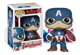 Funko Pop! Capitan America #67 Marvel Avengers Endgame