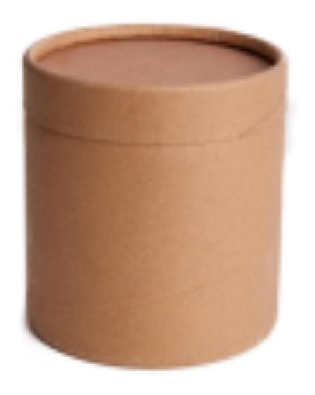 Tarro Pote Carton Redond 1 Kg Souvenir 11 X 11 Cm E1020