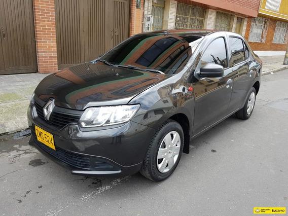 Renault Logan New Autentique 1.6