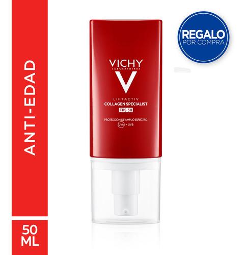 Imagen 1 de 9 de Crema Anti Manchas Vichy Liftactiv Collagen Specialist Fps30