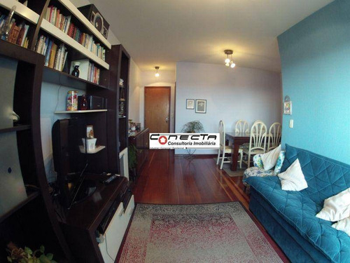 Imagem 1 de 22 de Apartamento Residencial À Venda, Bonfim, Campinas - Ap0264. - Ap0264