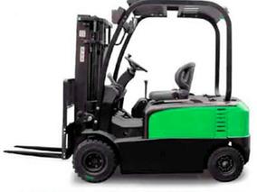 Autoelevador Electrico 100hs De Uso 1600kg Sampi Fb20crv8