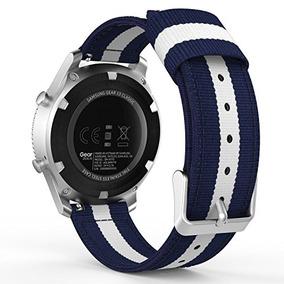 6aaa40ff1cc4 Pubamall Correa De Reloj Compatible Con Gear S3