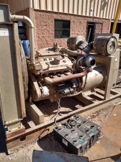 Planta Generadora 400 Kw Marathon Electric