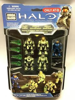 Halo Mega Bloks Last Man Standing Zombie Pack Target