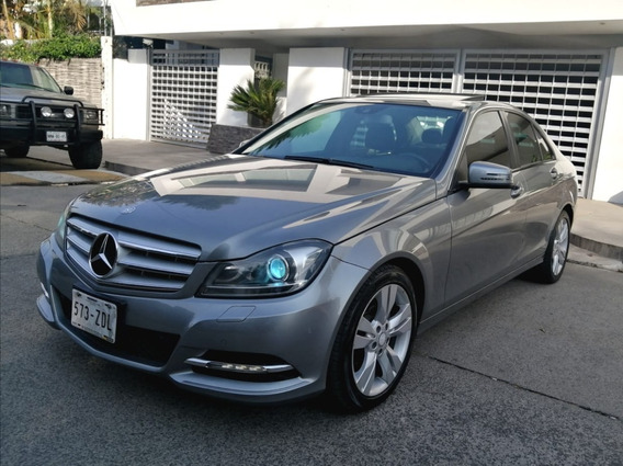 Mercedes Benz C200 Exclusive 1.8 Turbo 2013 Factura Original