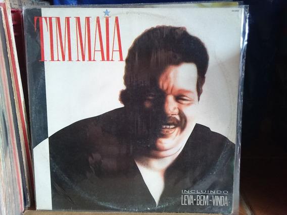 Lp Tim Maia Leva 1985 Frete Gratis