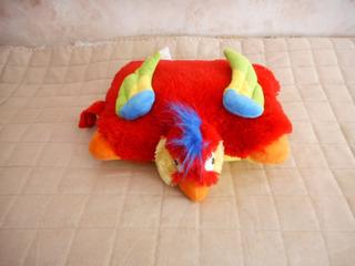 Peluche Almohada De Guacamaya Pillow Pets