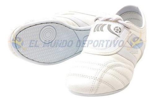 2006-tenis Artes Maciales Manriquez Tae Total Blanco
