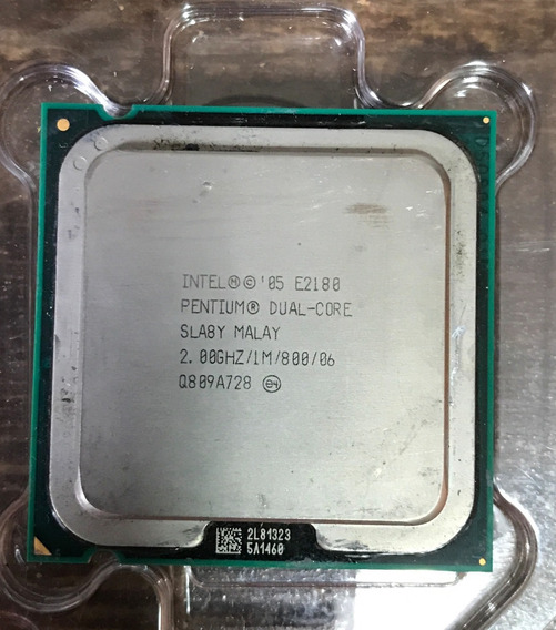 Processador Intel Pentium Dual Core E2180 Lga 775