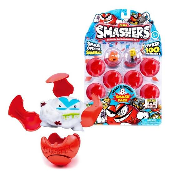 Smashers Paquete De 8