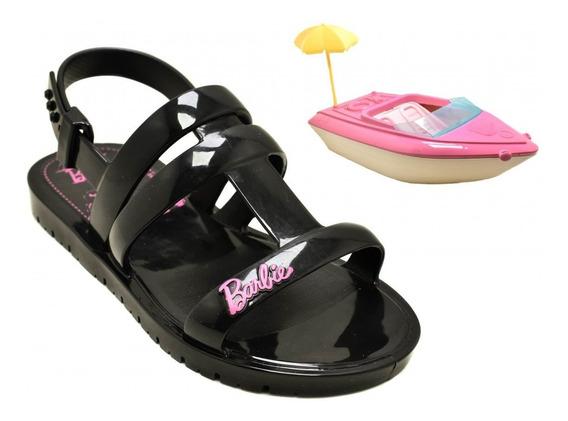 Sandália Infantil Barbie Iate 22002