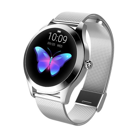 Kingwear Kw10 Inteligente Reloj Sportwatch Mujeres Ip68 A Mu