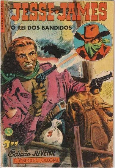 Jesse James N.°133 Abril-1954 Editora Lá Selva Original