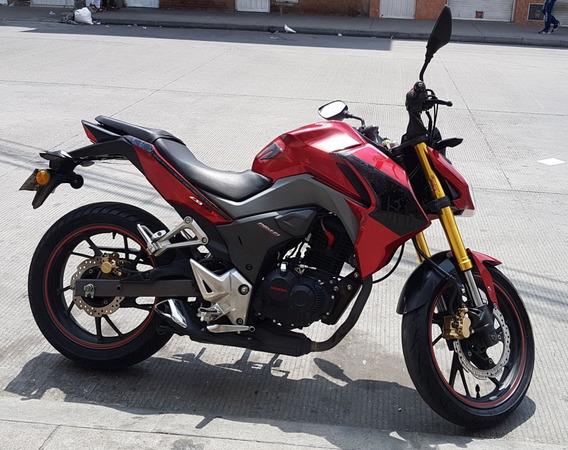 Honda, Cb190 R, Roja