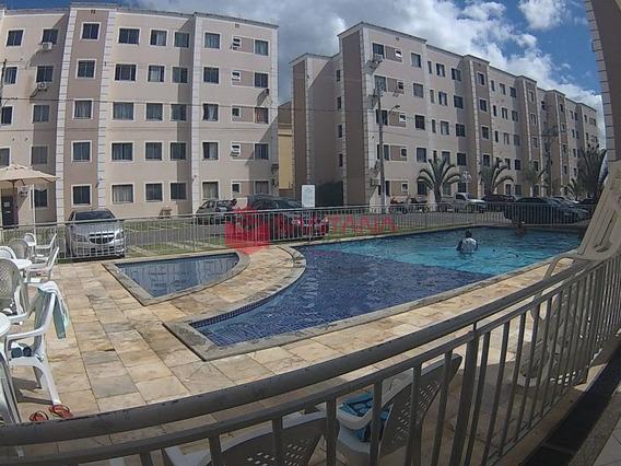 Apartamento 2/4 Para Locação No Caji Em Lauro De Freitas. - 93150325
