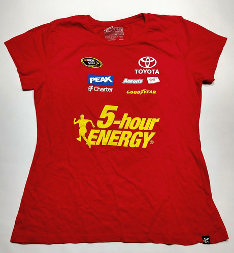 Remera Nascar Chase Authentic Talle Xl Woman