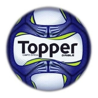 Bola Futebol De Campo Oficial Topper Drible