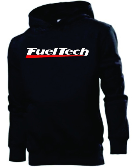 Blusa De Moletom Fueltech Top