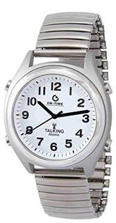 Reloj Atómico Que Habla