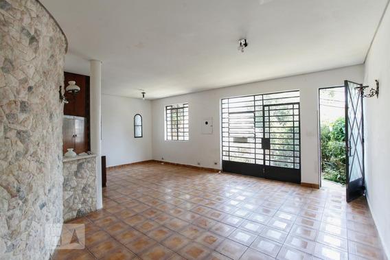 Casa Para Aluguel - Planalto Paulista, 3 Quartos, 300 - 893047779