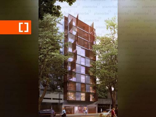 Venta De Apartamento Obra Construcción 2 Dormitorios En Centro, Ciudadela Unidad 202