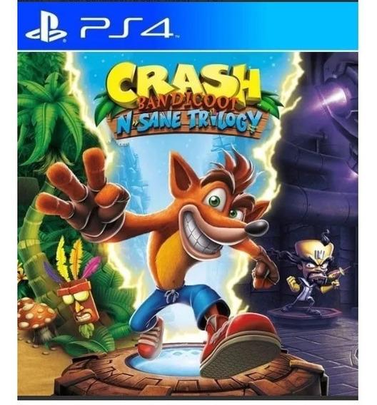 Crash Bandicoot Ps4 Cod 1