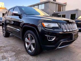 Remato Jeep Grand Cherokee 2015 Limited Lujo V6 Autos Puebla