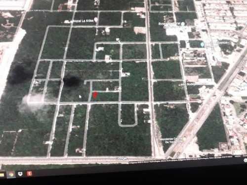 Terreno En Venta En Bonfil Cancun C2635