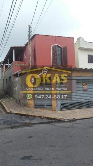 Sobrado Com 4 Dormitórios À Venda Por R$ 400.000 - Cidade Edson - Suzano/sp - So0176