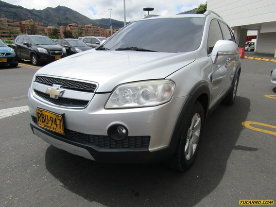 Chevrolet Captiva Ltz 3.2 At