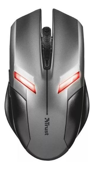 Mouse Trust Gamer Gaming Ziva Com Fio 6 Botões Speed Select