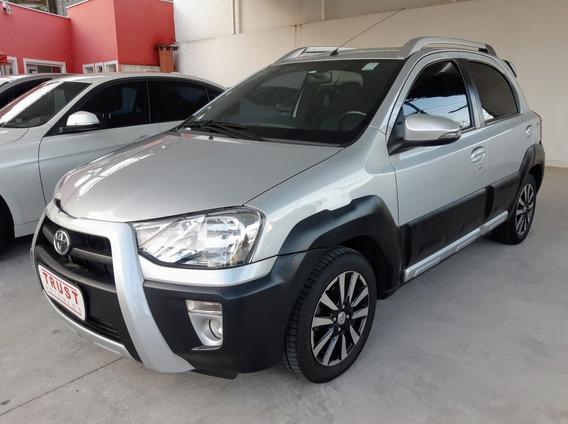 Toyota Etios Cross 2016 ! Unico Dono!