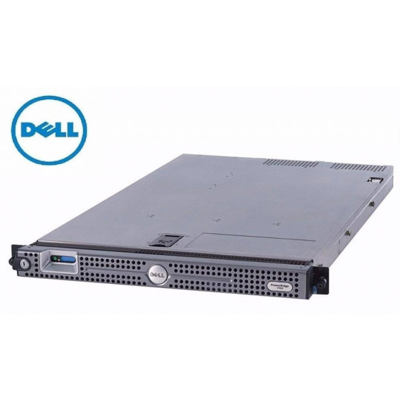 Servidores Dell Poweredge1950 16g 2 Xhd500 2 Xeon Quadcore