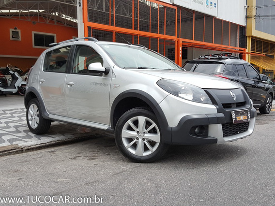 Renault Sandero Stepway 1.6 16v (flex) 2012