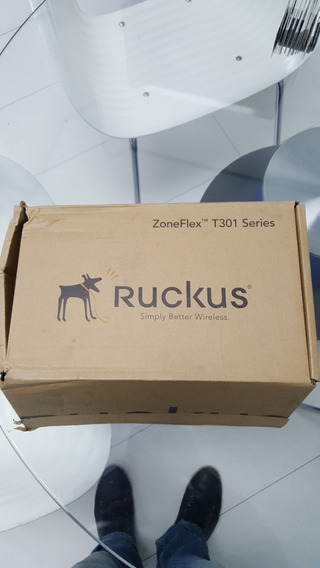 Ruckus Zoneflex T301n Ponto De Acesso Externo Wi-fi Intelige