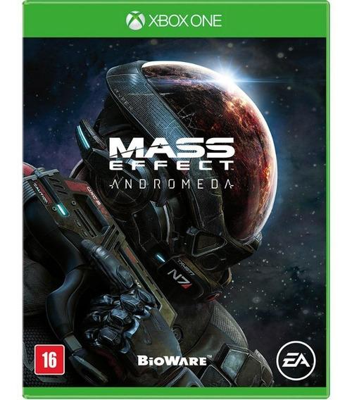 Mass Effect Andromeda Xbox One Mídia Física Rcr Games