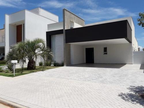 Casa Com 3 Dormitórios À Venda, 203 M² Por R$ 1.290.000 - Alphaville Nova Esplanada I - Votorantim/sp, Próximo Ao Shopping Iguatemi. - Ca0032 - 67640660