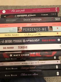 Livros - Box Com 13 Livros De Romance