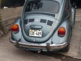 Volkswagen Escarabajo Motor 1300