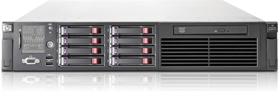 Servidor Hp Proliant Dl385 G7 16gb 8hds Sas 2proc Revisado
