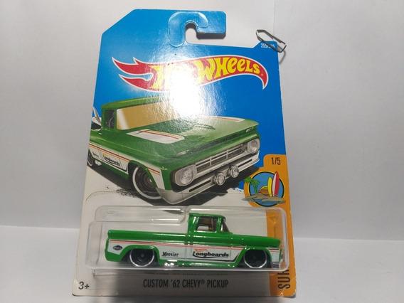 Custom Chevy 62 Pickup Surf