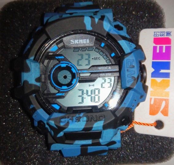 Kit 8 Relógios Skmei Diferentes Com Caixa Da Marca + Brinde