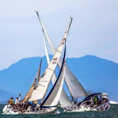 Regata Semana De Vela De Ilhabela: 25 A 30 De Julho De 2021